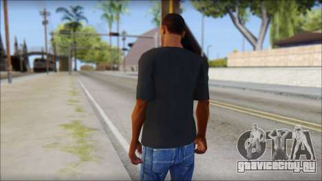 Batista Shirt v1 для GTA San Andreas второй скриншот