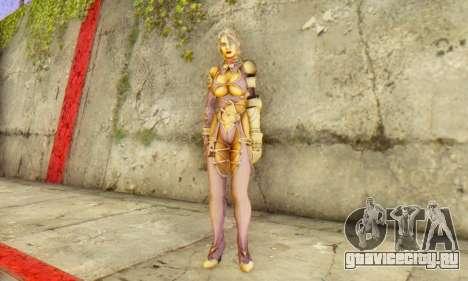 Soul Calibre для GTA San Andreas второй скриншот