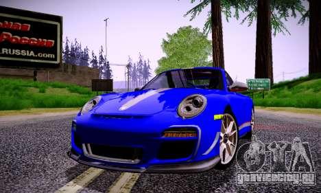 ENBSeries for low PC v2 fix для GTA San Andreas восьмой скриншот