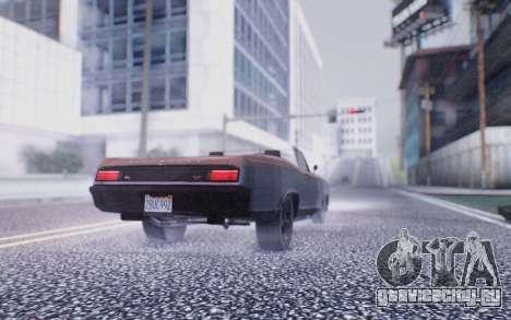 SA_New ENB для GTA San Andreas шестой скриншот