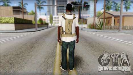 Sweet Mercenario для GTA San Andreas третий скриншот