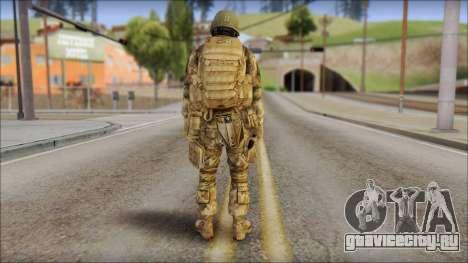 Desert GROM from Soldier Front 2 для GTA San Andreas второй скриншот