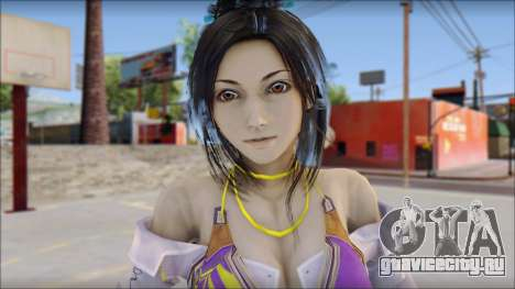 Lebreau From Final Fantasy для GTA San Andreas третий скриншот