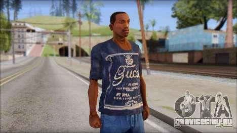 Gucci T-Shirt для GTA San Andreas