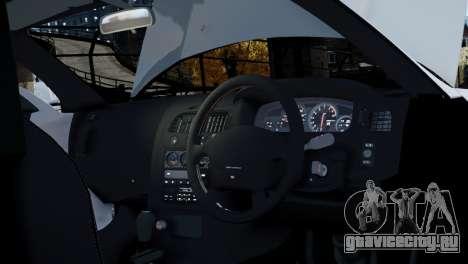 Nissan Skyline R33 1995 для GTA 4 вид сверху