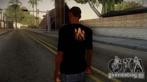 Netral T-Shirt для GTA San Andreas второй скриншот