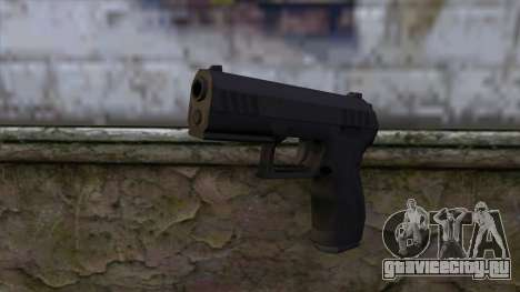 Combat Pistol from GTA 5 для GTA San Andreas