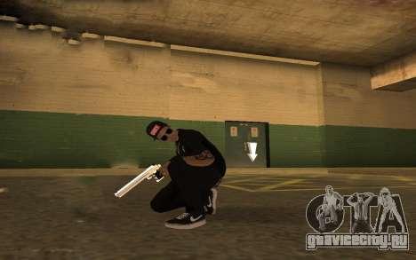 Swag Police для GTA San Andreas четвёртый скриншот