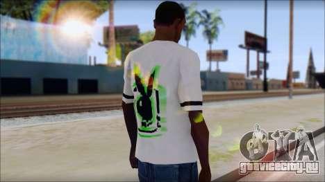 T-Shirt PlayBoy для GTA San Andreas второй скриншот