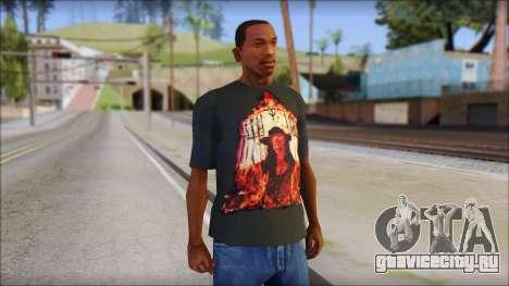 Undertaker T-Shirt для GTA San Andreas