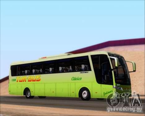 Busscar Vissta LO Scania K310 - Tur Bus для GTA San Andreas вид сбоку