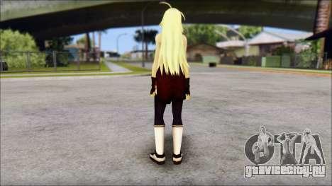 Clousen from Ikkitousen для GTA San Andreas второй скриншот