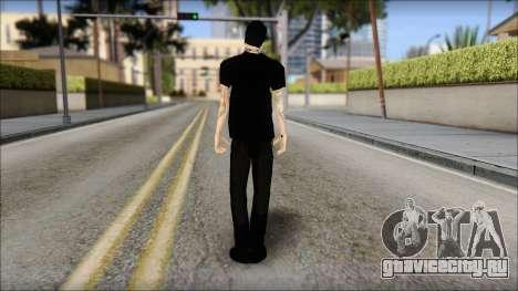 Billy from Good Charlotte для GTA San Andreas второй скриншот