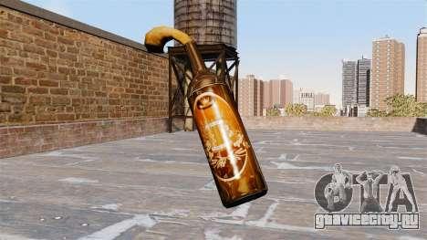 Коктейль Молотова -Beer Vector- для GTA 4 второй скриншот