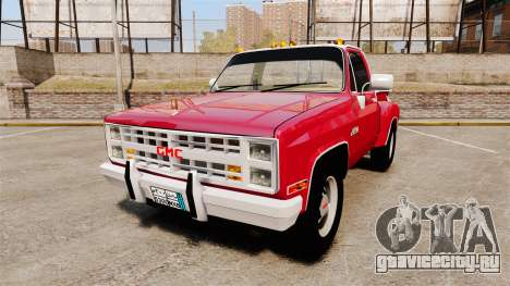 GMC 454 Pick-Up Up для GTA 4