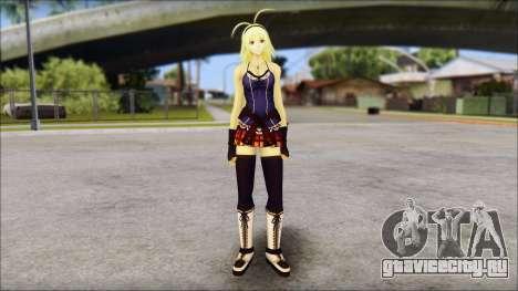 Clousen from Ikkitousen для GTA San Andreas