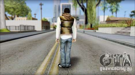 Alex from Prototype Alpha Texture для GTA San Andreas второй скриншот