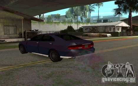 HSV VT GTS для GTA San Andreas вид слева