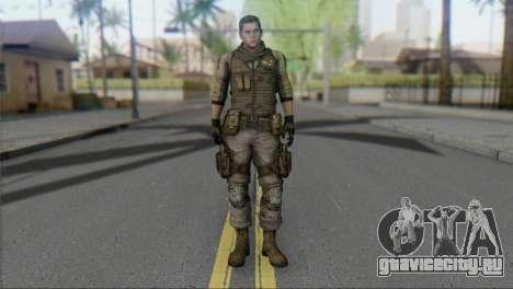 Piers Nivans v1 для GTA San Andreas