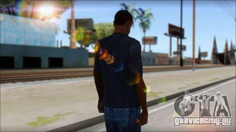 Gucci T-Shirt для GTA San Andreas второй скриншот
