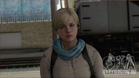 Sherry Birkin Asia from Resident Evil 6 для GTA San Andreas третий скриншот