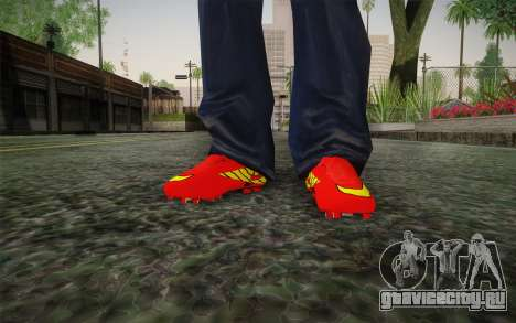 Nike Mercurial Victory 2014 для GTA San Andreas второй скриншот