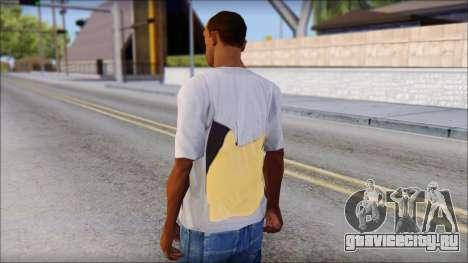 T-Shirt Hands для GTA San Andreas второй скриншот
