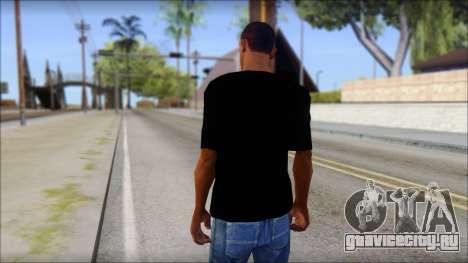 Trapheim T-Shirt Mod для GTA San Andreas второй скриншот