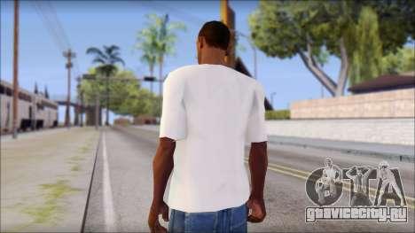 Free Bird T-Shirt для GTA San Andreas второй скриншот