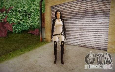 Miranda from Mass Effect 2 для GTA San Andreas