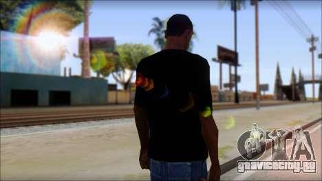 Diablo T-Shirt для GTA San Andreas второй скриншот