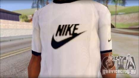 Nike Shirt для GTA San Andreas третий скриншот