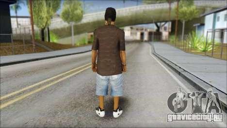 Street Gangster для GTA San Andreas второй скриншот
