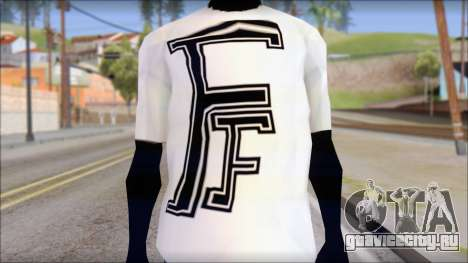 Fabri Fibra T-Shirt для GTA San Andreas третий скриншот
