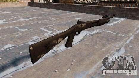 Ружьё Benelli M3 Super 90 ghosts для GTA 4 второй скриншот