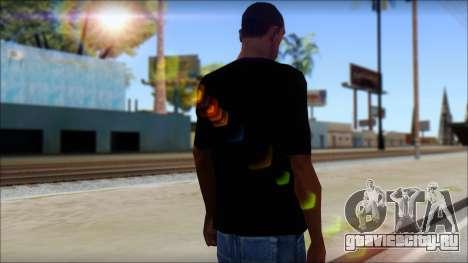 Black Sabbath T-Shirt v1 для GTA San Andreas