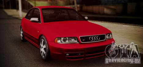 Audi S4 Stock 2000 для GTA San Andreas вид слева