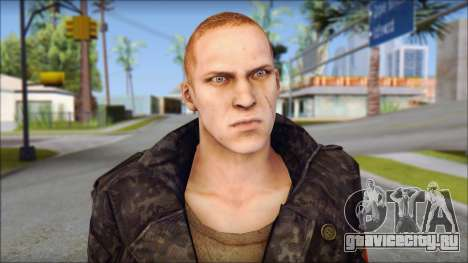 Jake Muller from Resident Evil 6 для GTA San Andreas третий скриншот