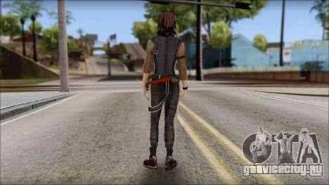 Rebecca для GTA San Andreas второй скриншот