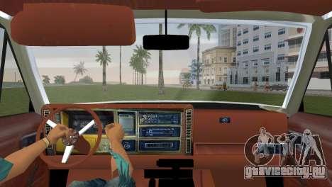 Jeep Cherokee v1.0 BETA для GTA Vice City вид сзади слева