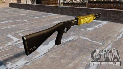 Ружьё Franchi SPAS-12 Gold для GTA 4 второй скриншот
