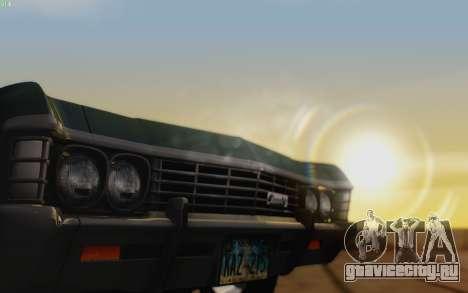 Graphical shell for SA для GTA San Andreas четвёртый скриншот