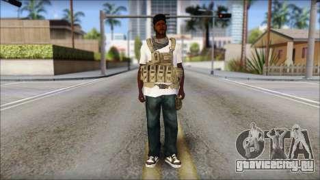 Sweet Mercenario для GTA San Andreas второй скриншот
