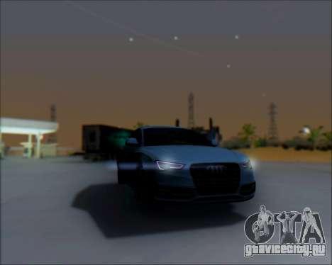 Audi A7 для GTA San Andreas вид справа