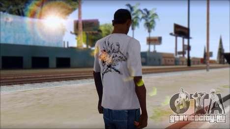 Superman T-Shirt для GTA San Andreas второй скриншот