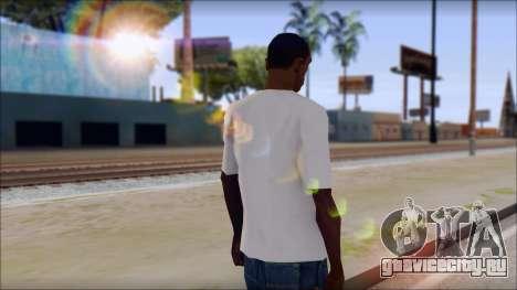 Anarchy T-Shirt v3 для GTA San Andreas второй скриншот