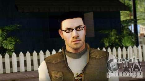 Jamie для GTA San Andreas третий скриншот