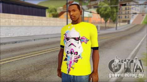 Star Wars Clone T-Shirt для GTA San Andreas