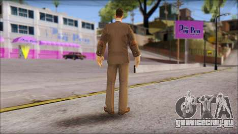 Dr. Crabblesnitch from Bully Scholarship Edition для GTA San Andreas третий скриншот