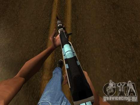 AK47 from CS:GO для GTA San Andreas третий скриншот